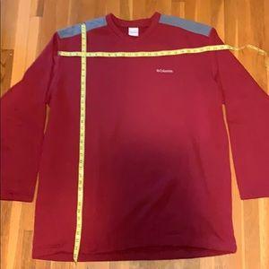 Columbia Heavy Sweater
